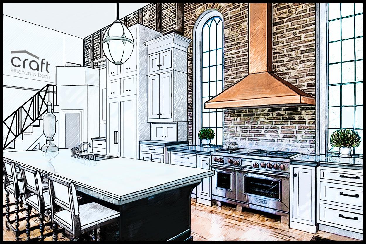 craft kitchen remodeling service in chantilly va kitchen bath remodeling