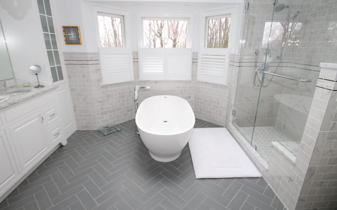 Five Easy Solutions to Get Your Bathroom Organized after Remodeling