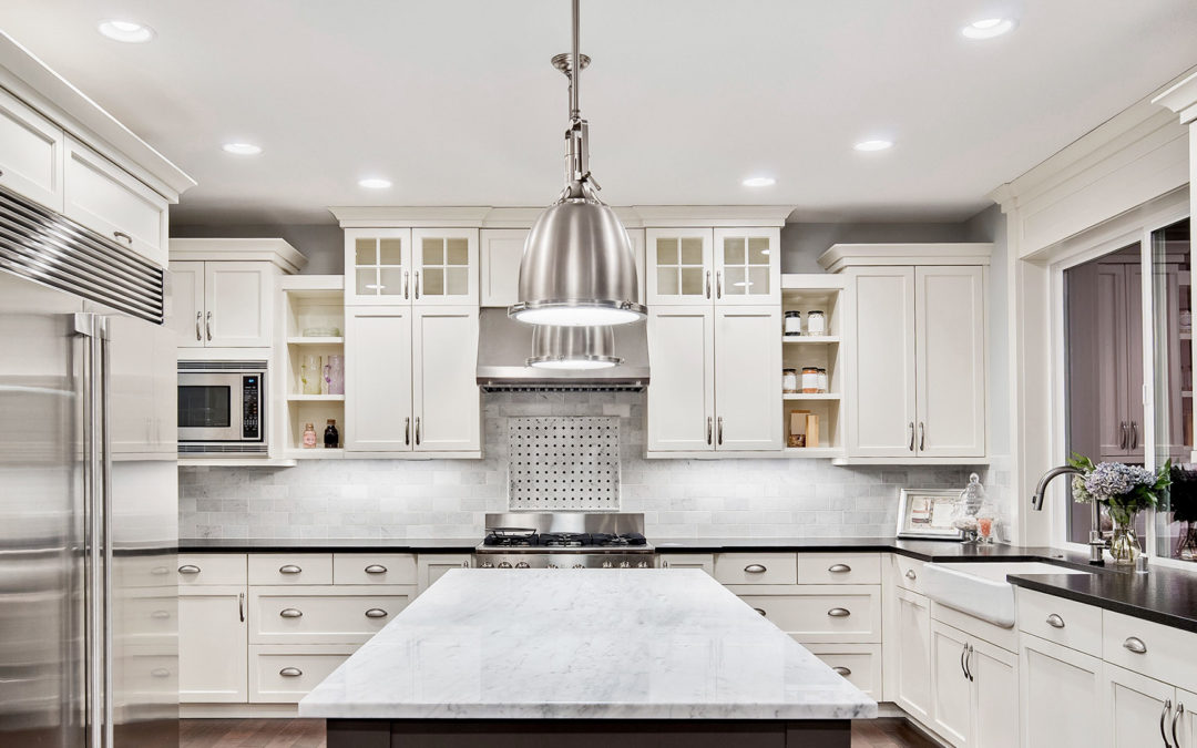 Six Amazing Small Kitchen Remodeling Solutions