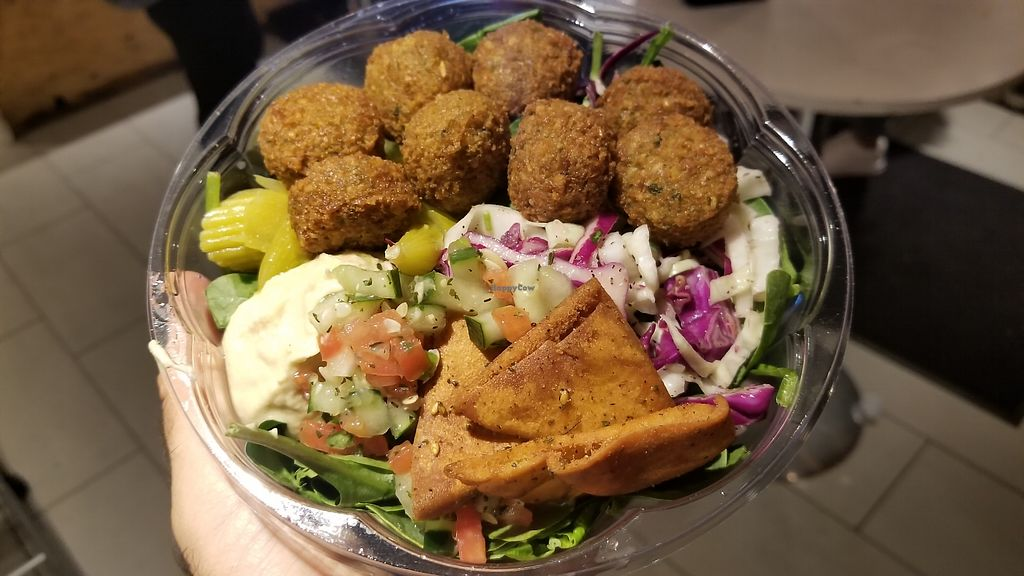 Refugee-Friendly Falafel Chain Opens Tysons Corner Location