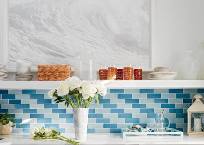 Stylish Kitchen Backsplash Idea