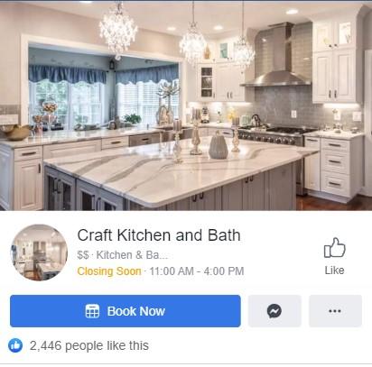 facebook craft page