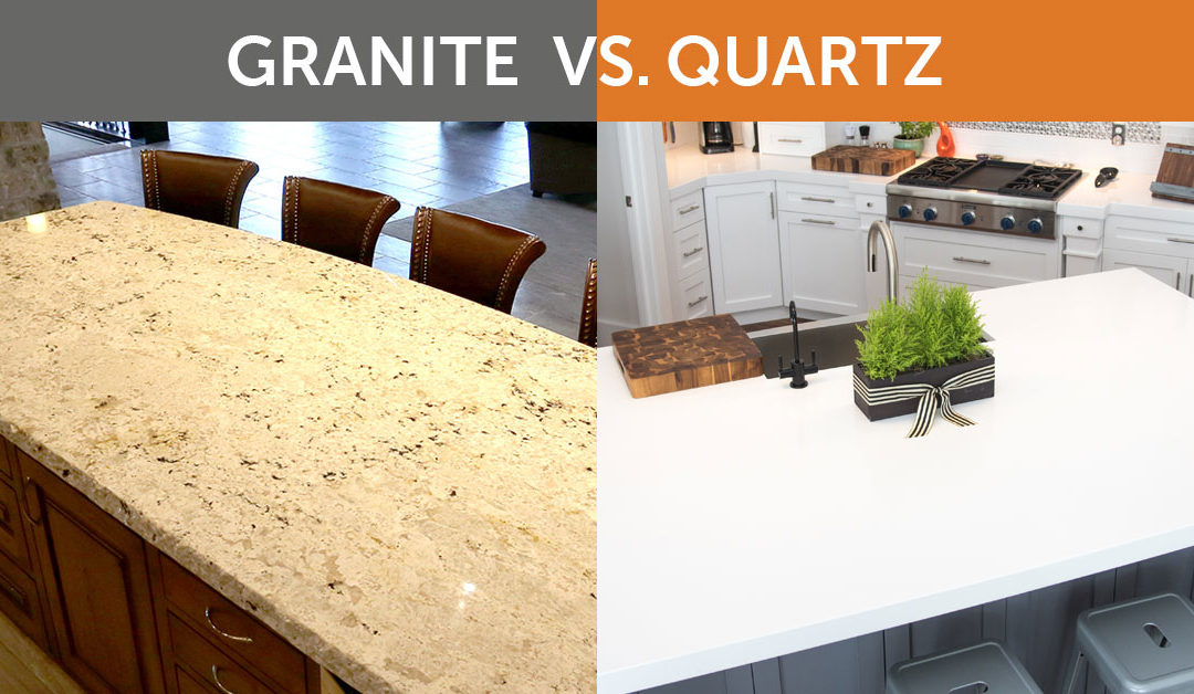 Quartz or Granite – Which One Makes a Better Countertop Material and Why?