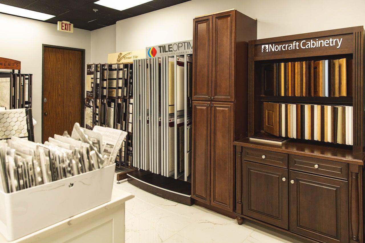 Basement remodeling in Leesburg VA - Craft Kitchen and Bath