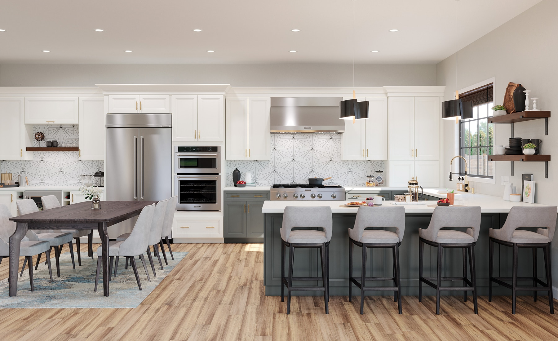 Fall 2020 room craft kitchen and bath