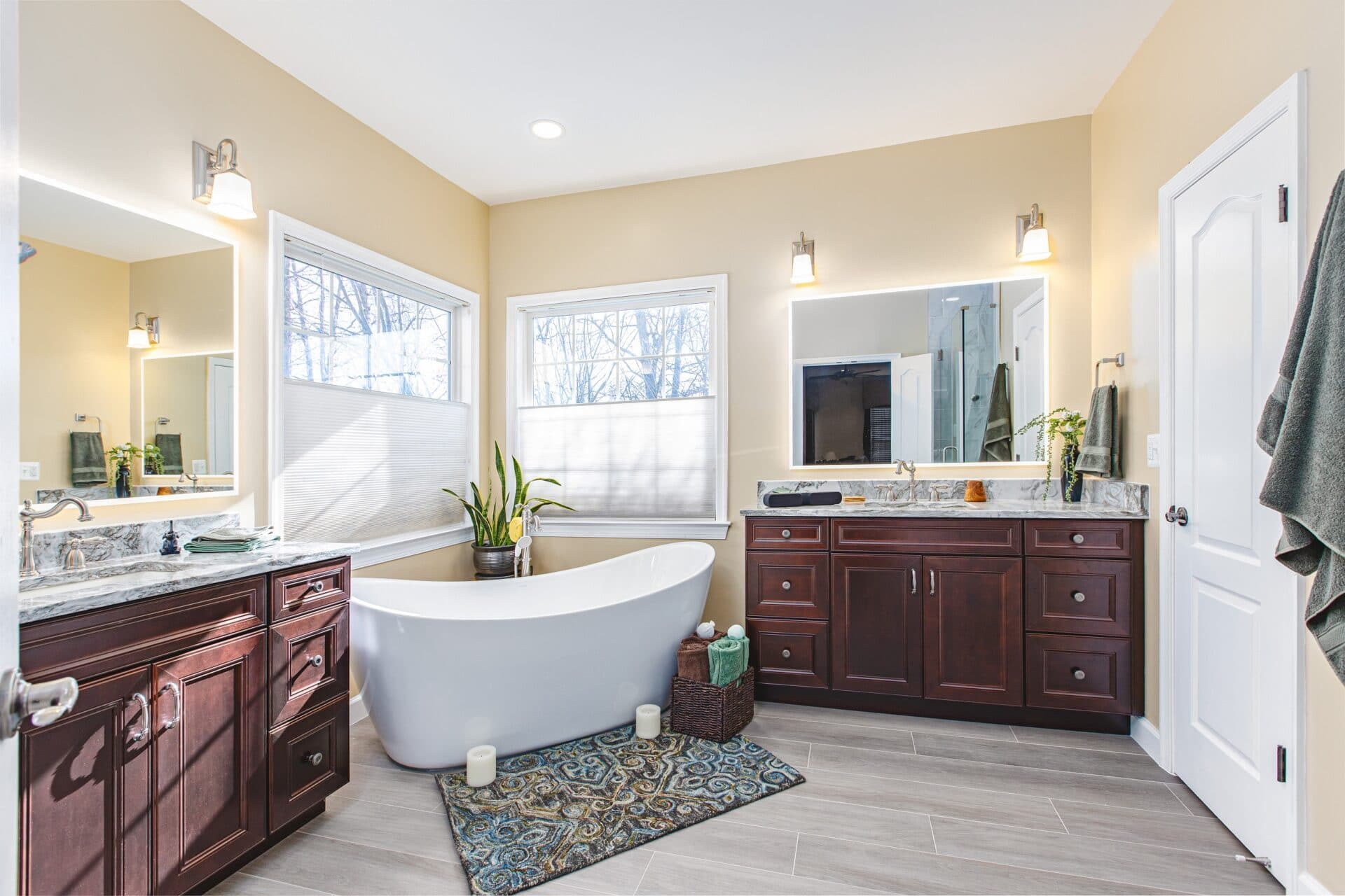 Bathroom remodeling in Ashburn - Craft Kitchen and Bath