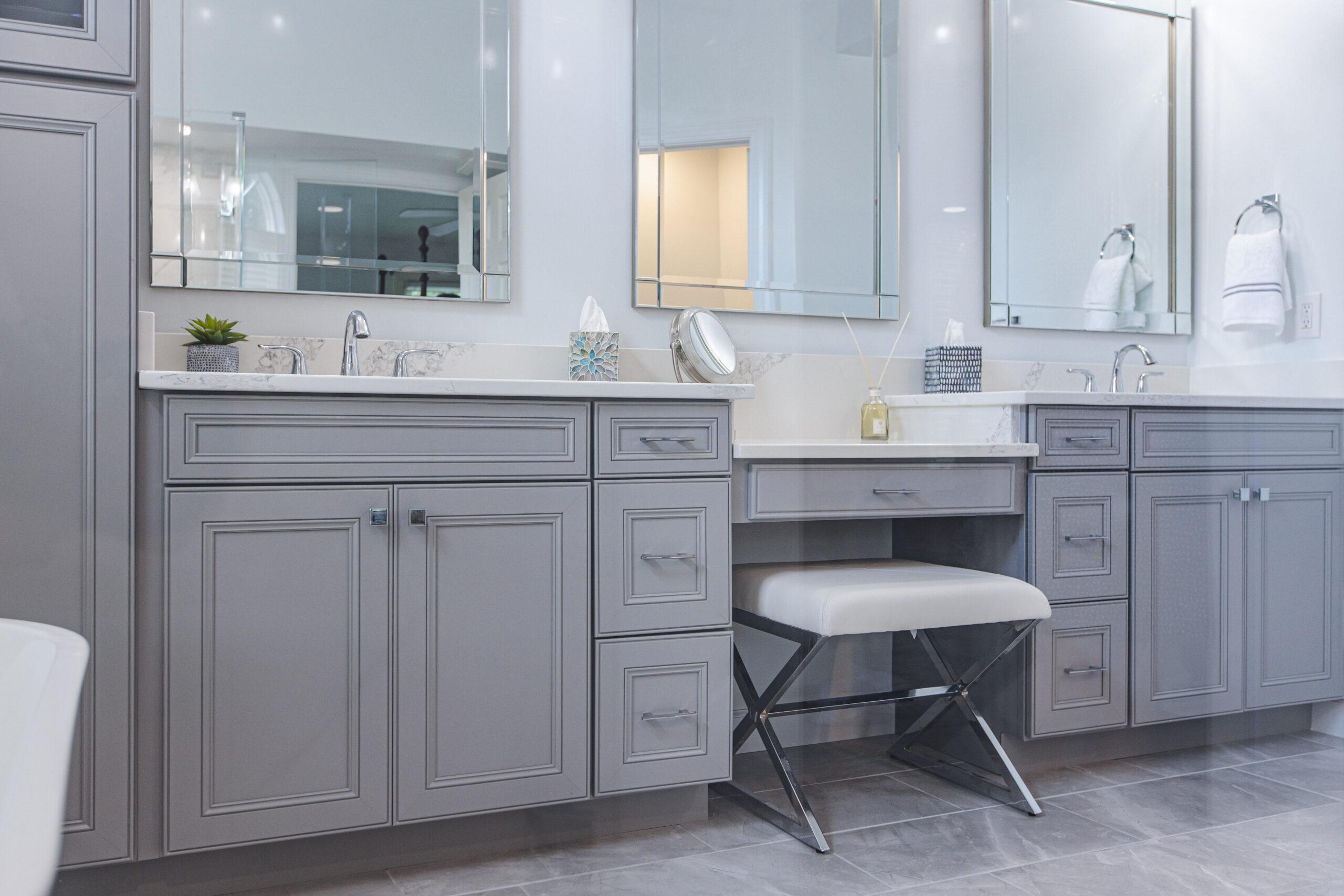 bathroom vanity remodel Clifton