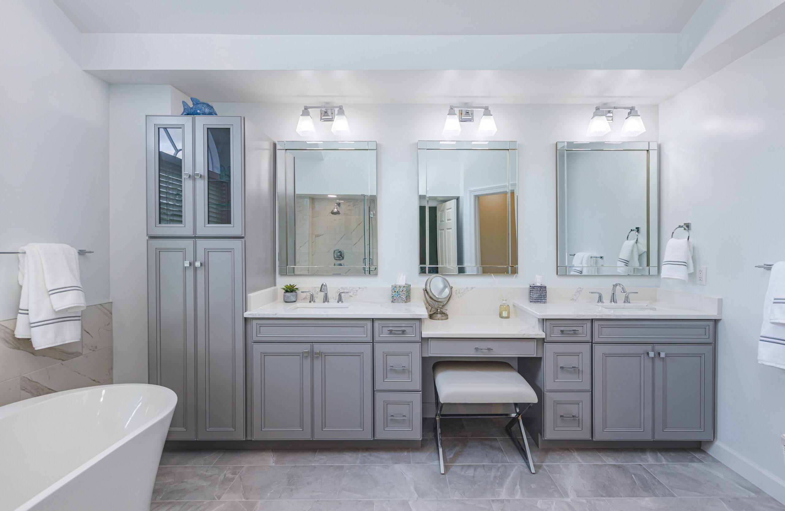 Bathroom remdoeling in Clifton