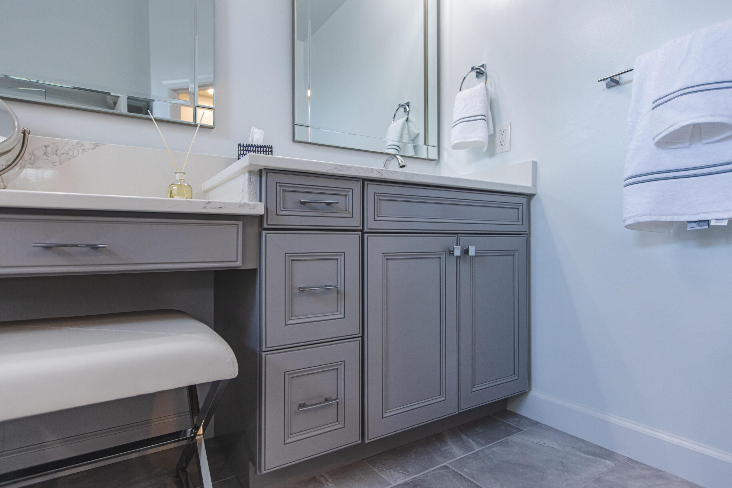 bathroom sink installation clifton